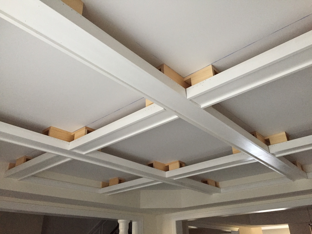 Coffered Ceiling Matthew Du